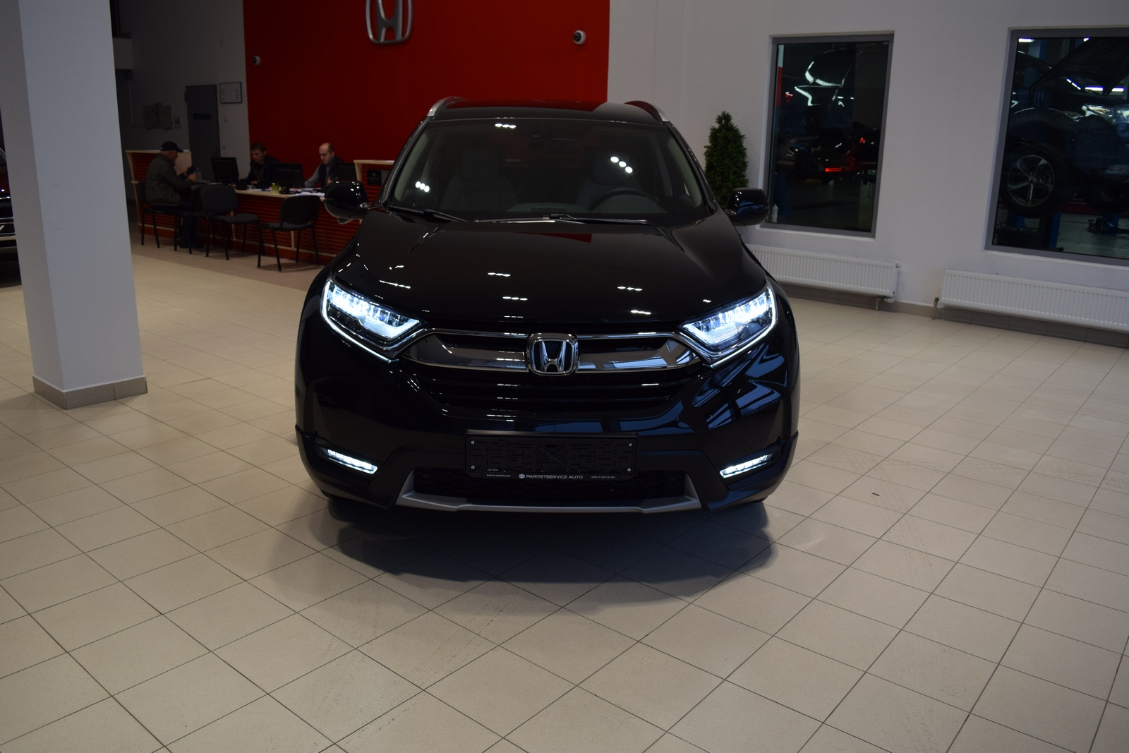 Honda CR-V V 2.0 AT 2018